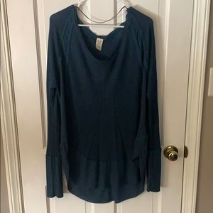 Free People Thermal Top Large